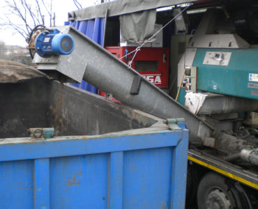 Disidratazione, filtrazione, trattamento fanghi civili e industriali