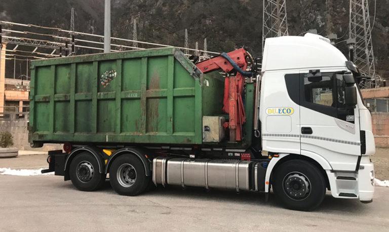 Raccolta, trasporto e smaltimento rifiuti